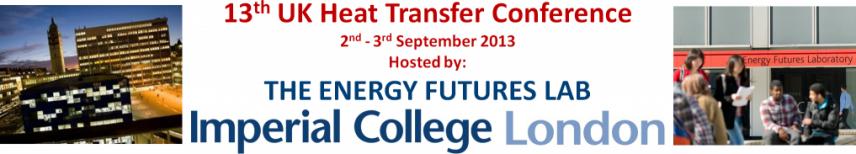 UKHTC2013 | UK Heat Transfer Conference